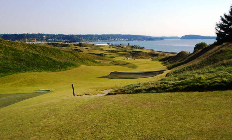Much Ado About Nothing 2015 US Open at Chambers Bay